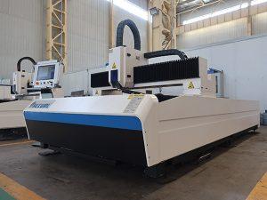 Lasersnijmachines van 1000 x 1500 x 3000 mm met ipg-vezellaser
