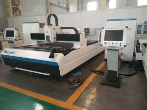 1000W aluminium betaalbare lasersnijmachinesnijders