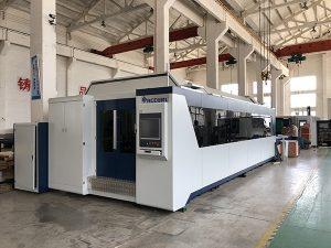 12mm CNC plaatwerk lasersnijmachine   Fiber Lasersnijmachine Prijs 3KW 2KW 1KW 500W