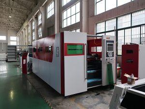 1325 1530 500w 750w 1000w 1500w 2000w 4mm roestvrijstalen automatische ijzeren plaatlaser lasersnijmachine te koop