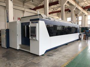 500w 750w 1000w 2000w roestvrij staal koolstofstaal metaalvezel lasersnijmachine 1500 * 3000 mm