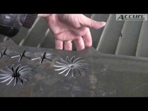 5D 5 Axis Waterjet CNC Machine-CNC Waterstraalsnijden Machinaal dik metaal snijden