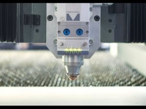 accurl 700w nlight fiber lasersnijmachine voor lasersnijden 2mm koperen plaat