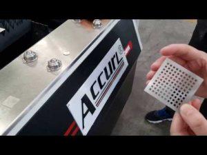 ACCURL 700W IPG-lasersnijmachine voor metaalplaten CNC-lasersnijden | ACCURL® Smart Laser