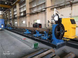buis lasersnijmachine cnc-pijp met 3 jaar garantie