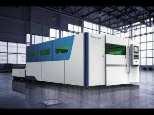 ACCURL IPG 4000 W Fiber Lasersnijmachine 2000 x 6000 mm Prijs 4kw Laser Pipe Tube Cutting