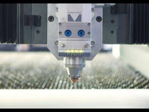 ACCURL IPG 4000W fiberlasersnijmachine Prijs te koop 4kw CNC lasermachinefabrikanten