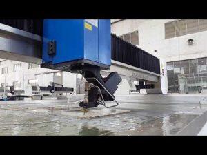 ACCURL Waterstraalsnijmachine voor waterstraalsnijden van metaal, steen, glas, staal