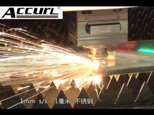 CNC-lasersnijmachine 2 mm CNC-kantpers voor het buigen van plaatstalen doos met vouwdoos