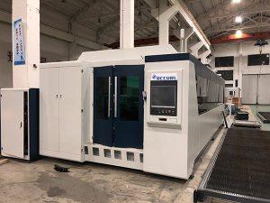 CNC lasersnijmachine voor het graveren van metalen
