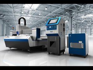 CNC Lasersnijmachine IPG 500W 700W 1000W - Lasersnijmachine