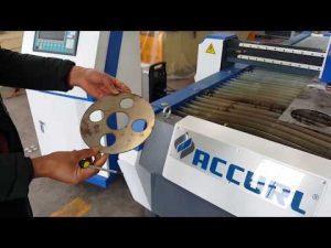 CNC-plasmasnijmachine voor plaatbewerking met Hypertherm PowerMax 125