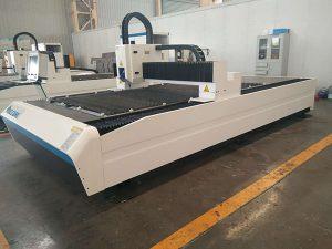 China machines hete verkoop 400W 600W Goedkope plaatwerk CNC lasersnijmachine prijs