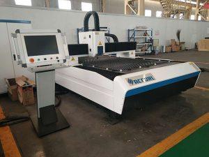 Hot Koop CNC Fiber Lasersnijmachine Plaatwerk Lasersnijmachine Prijs
