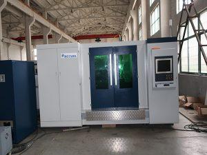 Hete verkoop model 4000w fiber lasersnijmachine