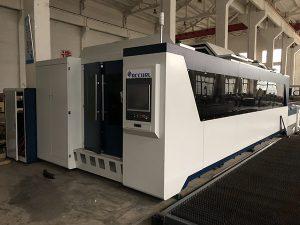 automatische 3 mm lasersnijdende aluminium platenmachine