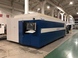 lasersnijder 500w fiber machine snijden roestvrij staal metaal