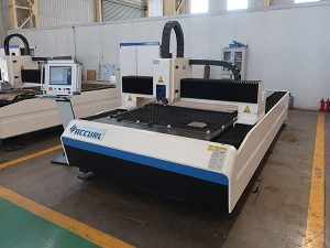 Pijp buis 6 m lasersnijmachine van metaal, roestvrij staal, snijvezels