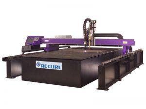 beste prijs roestvrij staal cnc plasma snijmachine