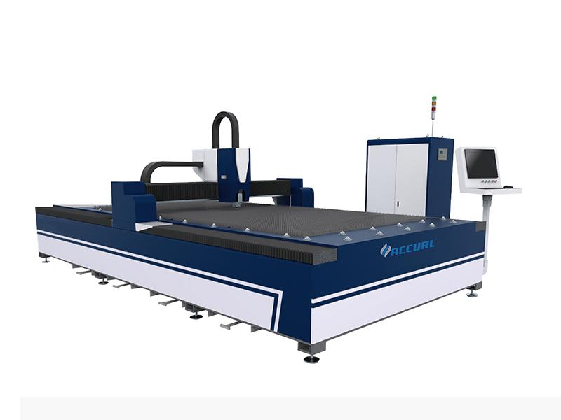 China Beroemdste economische meest populaire goedkoopste QIGO-vezellasersnijmachine Prijs voor het snijden van metaalplaten