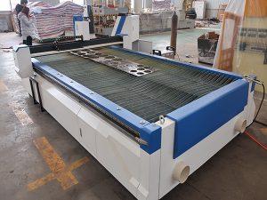 koolstof plaatwerk roestvrij staal cnc plasma snijmachine