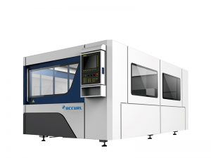 cnc fiber lasersnijmachine