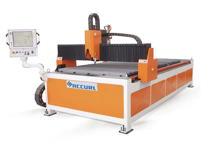 Gasbron CNC Plasmasnijmachine