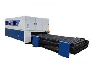 cnc fiber lasersnijder 3015 6000w 8000w voor aluminium
