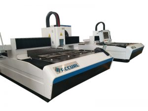 goedkoop cnc 2000w ipg fiber optic 4000mm laser plaatwerk snijder te koop