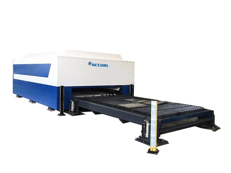 cnc lasersnijmachine video