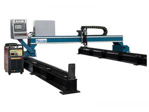 nauwkeurigheid cnc plasma staal snijmachine / messer cnc plasmasnijder