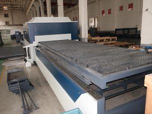 fabriek levert rechtstreeks koolstofstaalvezel lasersnijmachine uit China