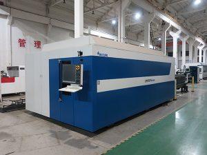 fiber laser koolstofstaal snijmachine