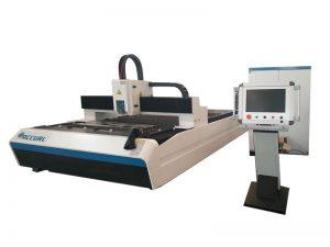 roestvrij staal / aluminium / ijzer / koper / metaal lasersnijmachine prijs