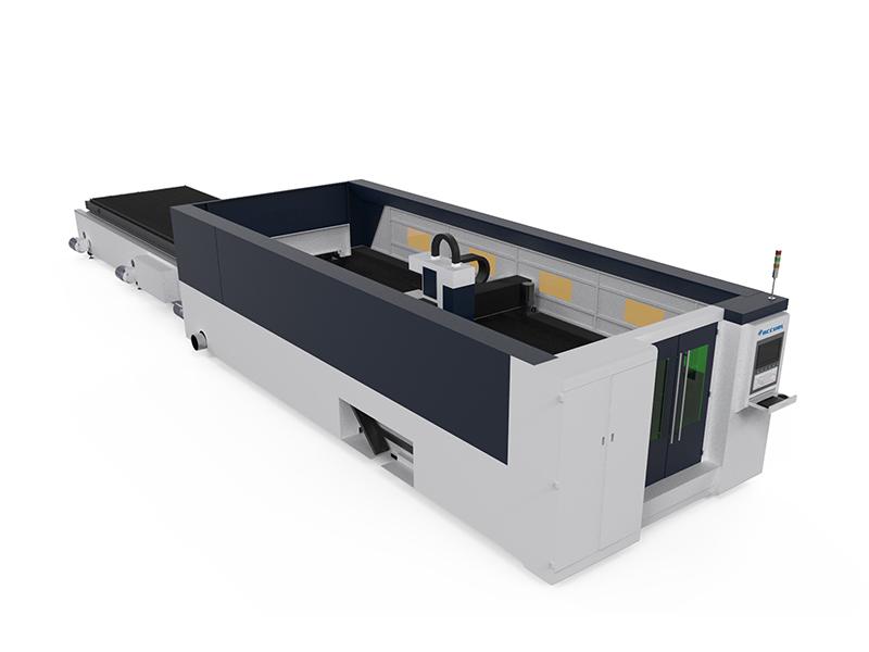 laserstraal snijmachine