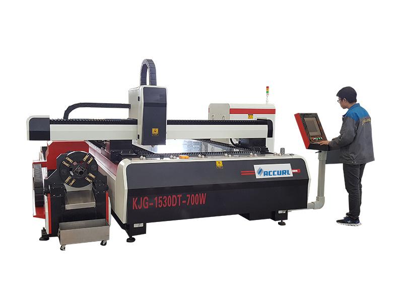 lasersnijdende pijpmachine