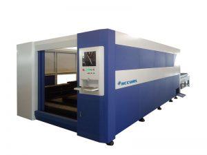 Co2 150w plaat roestvrij staal ijzer metaal cnc goedkope laser metalen snijmachine