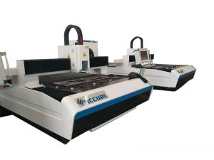 hoge precisie laser plaat snijmachine, fiber optic lasersnijmachines