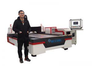 metalen buis lasersnijmachine