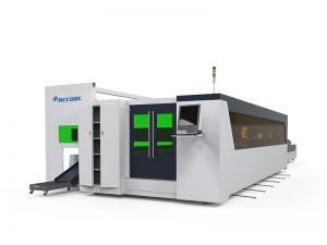 500w 1000w plaatwerk buis fiber lasersnijmachine te koop