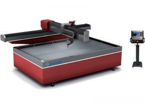 38kw elektrische waterstraalsnijmachine cnc waterstaal snijder 3.7l / min debiet