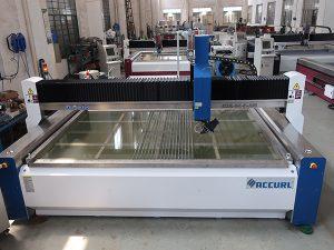waterstraalsnijmachine voor glassnijden met CE TUV ISO9001-certificeringen toegepast toegepast Standaard